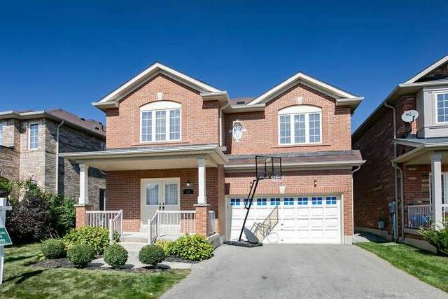23 Abbotsbury Dr, Brampton, ON L6X 0S4 (#W4926777) :: The Ramos Team