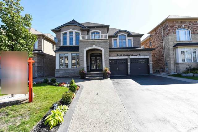 23 Ladbrook Cres, Brampton, ON L6X 5H7 (#W4926882) :: The Ramos Team