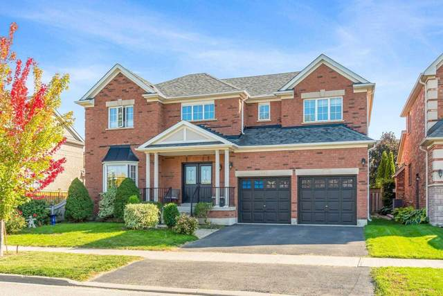 46 Grist Mill Dr, Halton Hills, ON L7G 6C2 (#W4927183) :: The Ramos Team