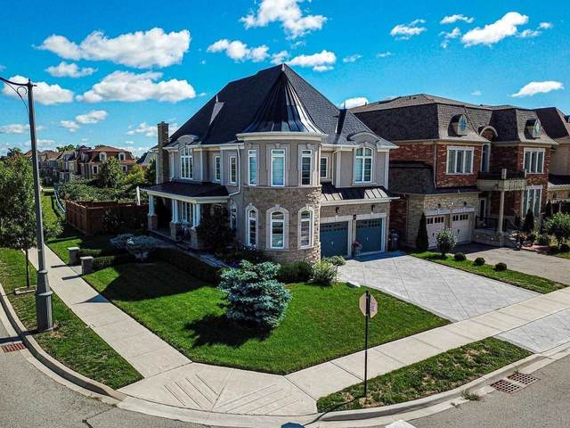 25 Ingleborough Dr, Brampton, ON L6X 0Y1 (#W4927371) :: The Ramos Team