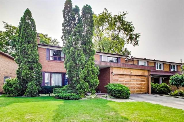 80 Markland Dr, Toronto, ON M9C 1N6 (#W4927467) :: The Ramos Team