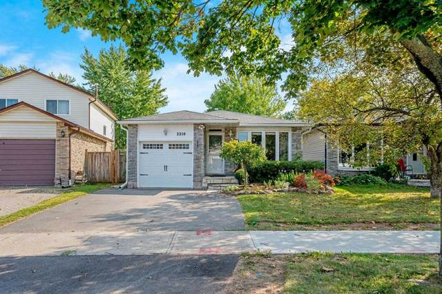 2210 Manchester Dr, Burlington, ON L7P 4K7 (#W4927526) :: The Ramos Team