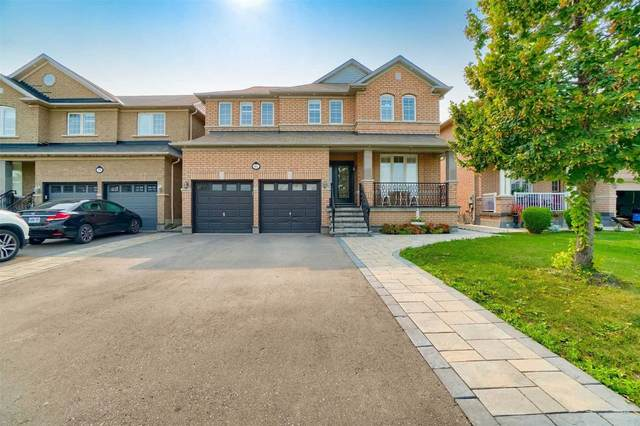 41 Via Romano Way, Brampton, ON L6P 1N3 (#W4927650) :: The Ramos Team