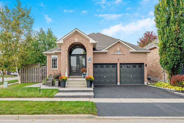45 Johnson Cres, Halton Hills, ON L7G 6C9 (#W4927788) :: The Ramos Team