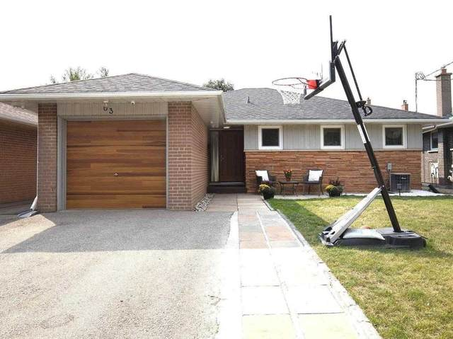 63 Stevenharris Dr, Toronto, ON M9C 1V2 (#W4928343) :: The Ramos Team