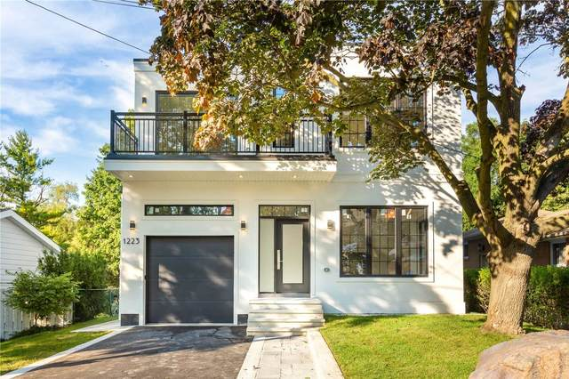 1223 Canterbury Rd, Mississauga, ON L5G 4A5 (#W4928865) :: The Ramos Team