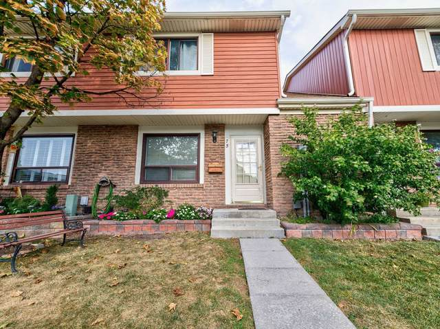 98 Falconer Dr #75, Mississauga, ON L5N 1Y2 (#W4929032) :: The Ramos Team