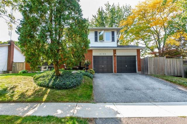2188 Ireland Dr, Burlington, ON L7P 3G1 (#W4929142) :: The Ramos Team