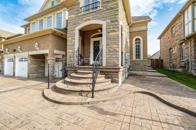 122 Valleycreek Dr, Brampton, ON L6P 2G2 (#W4929426) :: The Ramos Team
