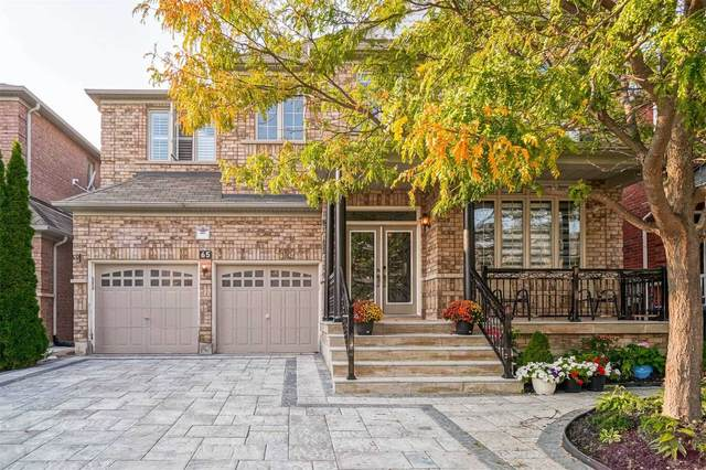 65 Bluffwood Cres, Brampton, ON L6P 2A8 (#W4929464) :: The Ramos Team