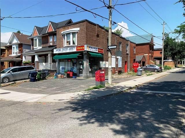 54 Peterborough Ave, Toronto, ON M6H 2L1 (#W4930363) :: The Ramos Team