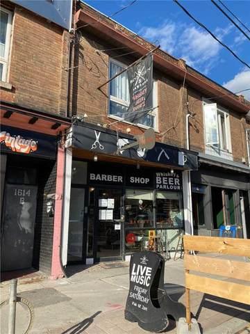 1612 W Queen St, Toronto, ON M6R 1A8 (#W4960061) :: The Johnson Team