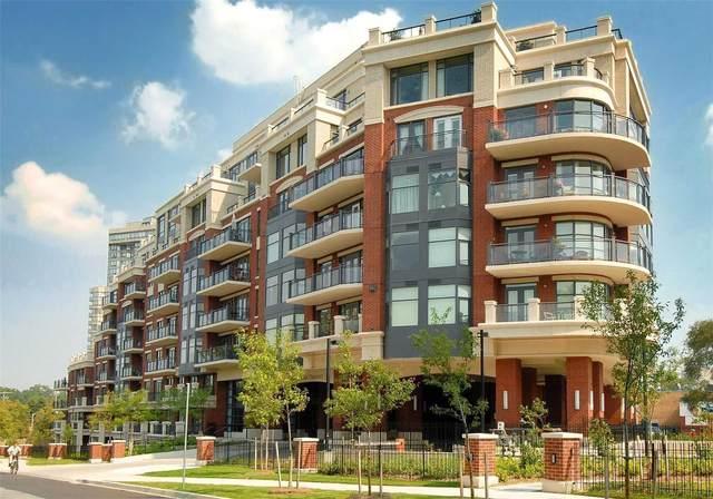 9 Burnhamthorpe Cres #401, Toronto, ON M9A 1G5 (#W4964108) :: The Johnson Team