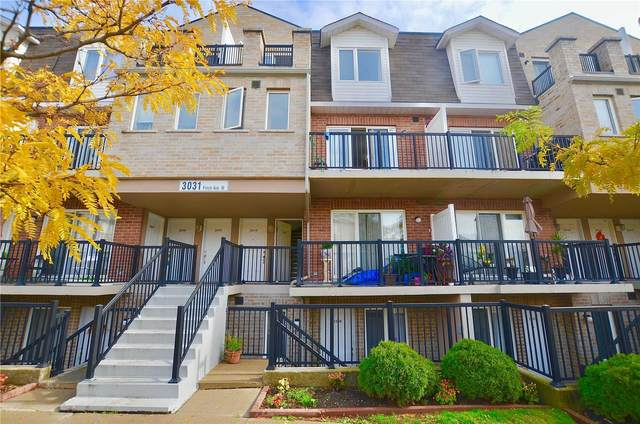 3031 W Finch Ave #2011, Toronto, ON M9M 0A3 (#W4964540) :: The Johnson Team