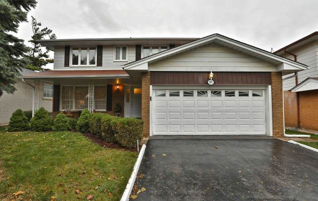 397 Tedwyn Dr, Mississauga, ON L5A 1J4 (#W4964622) :: The Johnson Team