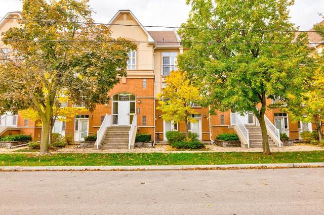 36 Gibson Ave #12, Toronto, ON M9N 0A5 (#W4964662) :: The Johnson Team