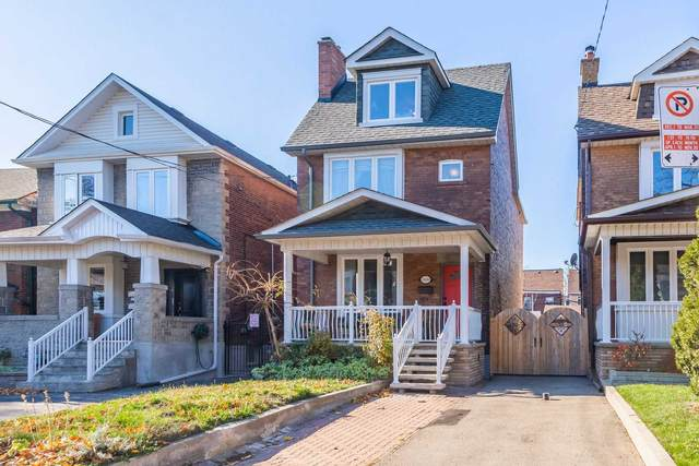 1008 St. Clarens Ave, Toronto, ON M6H 3X7 (#W4990683) :: The Ramos Team