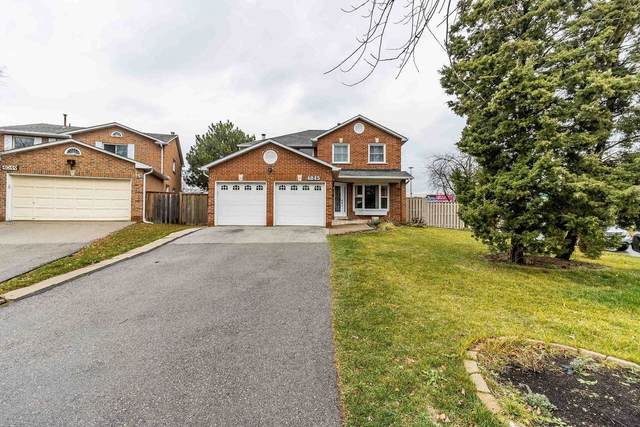 4045 King Andrew Crt, Mississauga, ON L4Z 1R4 (#W5001756) :: The Ramos Team