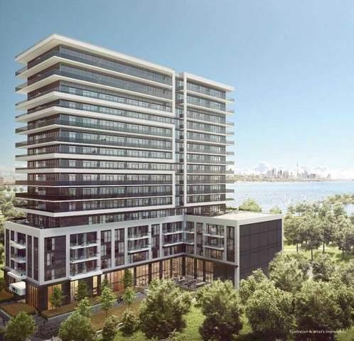 2167 Lake Shore Blvd #412, Toronto, ON M8V 0A8 (MLS #W5056164) :: Forest Hill Real Estate Inc Brokerage Barrie Innisfil Orillia