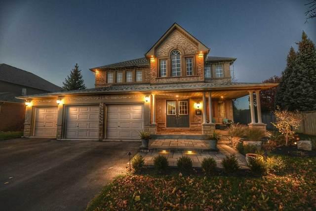 2511 Nicklaus Crt, Burlington, ON L7M 4V1 (MLS #W5056618) :: Forest Hill Real Estate Inc Brokerage Barrie Innisfil Orillia