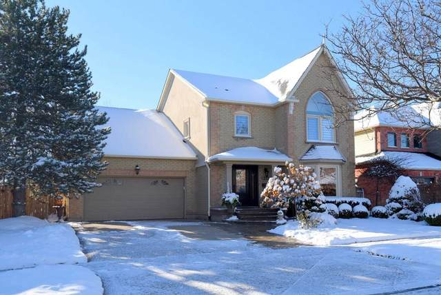 4215 Gleneagles Crt, Burlington, ON L7M 4A4 (MLS #W5057062) :: Forest Hill Real Estate Inc Brokerage Barrie Innisfil Orillia