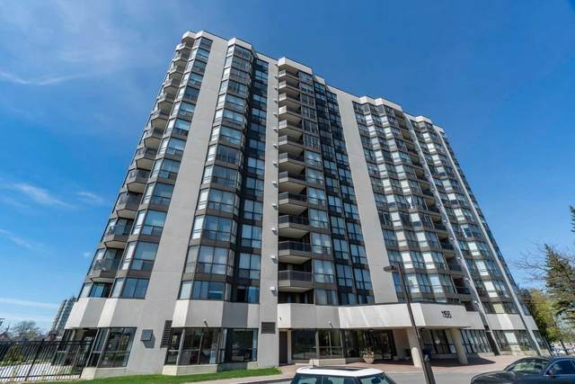 1155 Bough Beeches Blvd #709, Mississauga, ON L4W 4N2 (MLS #W5074169) :: Forest Hill Real Estate Inc Brokerage Barrie Innisfil Orillia