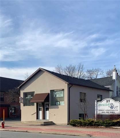21-23 E King St, Caledon, ON L7E 1C2 (MLS #W5074812) :: Forest Hill Real Estate Inc Brokerage Barrie Innisfil Orillia