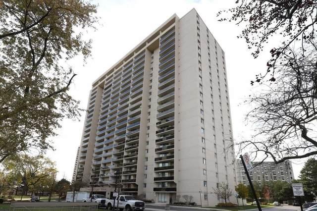 820 Burnhamthorpe Rd #1503, Toronto, ON M9C 4W2 (MLS #W5086538) :: Forest Hill Real Estate Inc Brokerage Barrie Innisfil Orillia