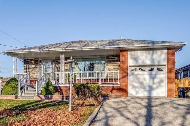17 Arcade Dr, Toronto, ON M9P 2V8 (MLS #W5087174) :: Forest Hill Real Estate Inc Brokerage Barrie Innisfil Orillia