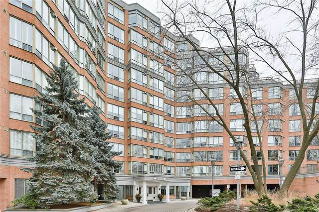 1 Ripley Ave #908, Toronto, ON M6S 4Z6 (#W5087225) :: The Johnson Team