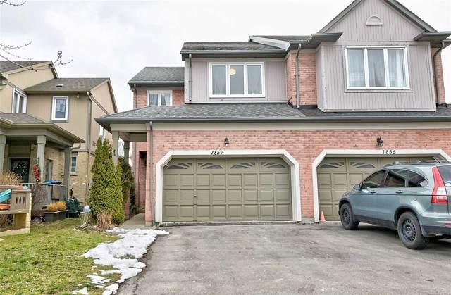 1857 Stevington Cres, Mississauga, ON L5N 7S5 (MLS #W5087960) :: Forest Hill Real Estate Inc Brokerage Barrie Innisfil Orillia