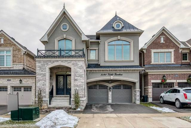 3198 Violet Gdns, Oakville, ON L6M 1L5 (#W5088506) :: The Johnson Team