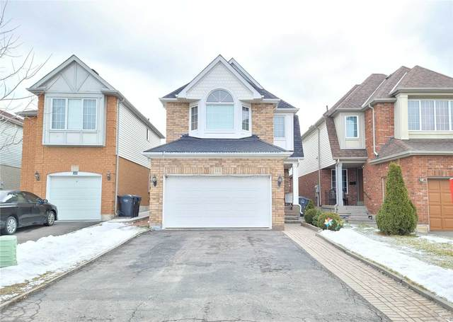 110 Black Forest Dr, Brampton, ON L6R 2E6 (#W5088549) :: The Johnson Team