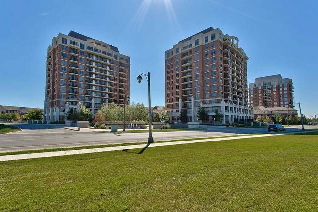 2379 Central Park Dr #1101, Oakville, ON L6H 0E3 (#W5088649) :: The Johnson Team