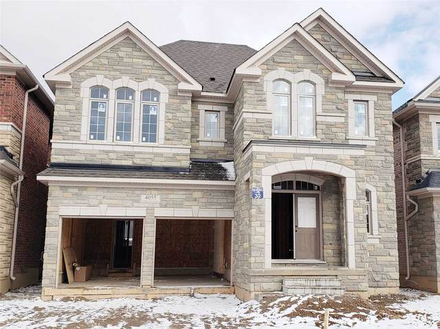 4055 Hillsborough Cres, Oakville, ON L6H 7C7 (#W5088884) :: The Johnson Team