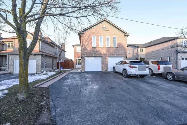 119 Bighorn Cres, Brampton, ON L6R 1G2 (MLS #W5092124) :: Forest Hill Real Estate Inc Brokerage Barrie Innisfil Orillia