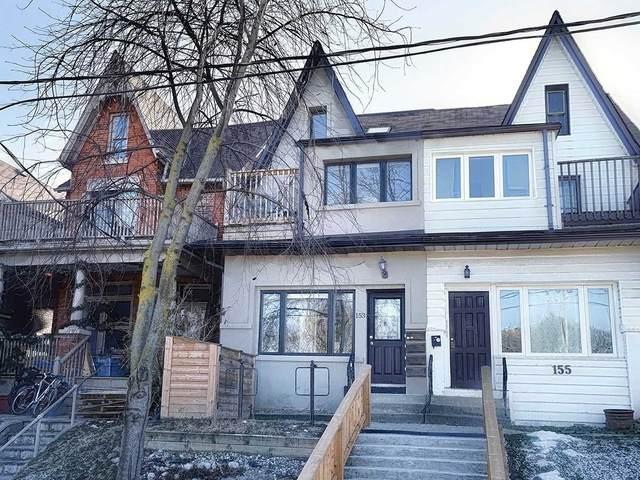 153 Humberside Ave, Toronto, ON M6P 1K3 (MLS #W5094788) :: Forest Hill Real Estate Inc Brokerage Barrie Innisfil Orillia
