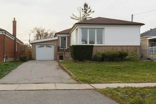 14 Coolhurst Dr, Toronto, ON M9W 4A5 (#W5095165) :: The Johnson Team
