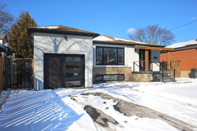 639 Burnhamthorpe Rd, Toronto, ON M9C 2Y9 (#W5101718) :: The Johnson Team