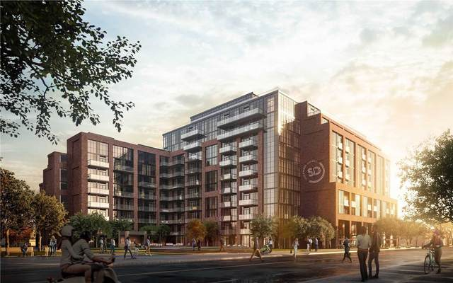 2306 St Clair Ave W Ave #107, Toronto, ON M6N 1K8 (MLS #W5101829) :: Forest Hill Real Estate Inc Brokerage Barrie Innisfil Orillia