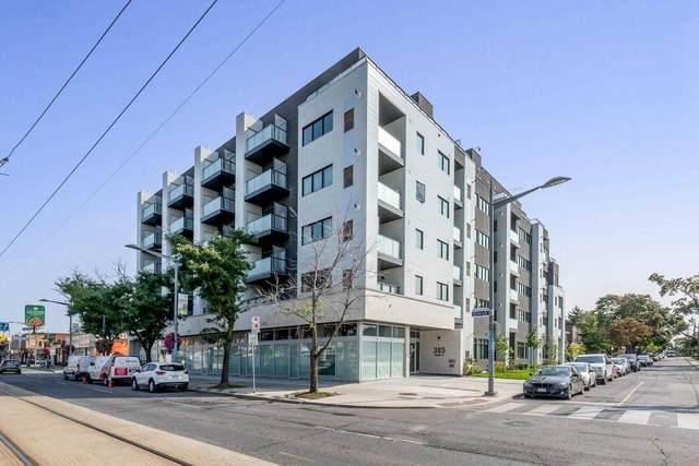385 Osler St #413, Toronto, ON M6N 2Z4 (MLS #W5104680) :: Forest Hill Real Estate Inc Brokerage Barrie Innisfil Orillia