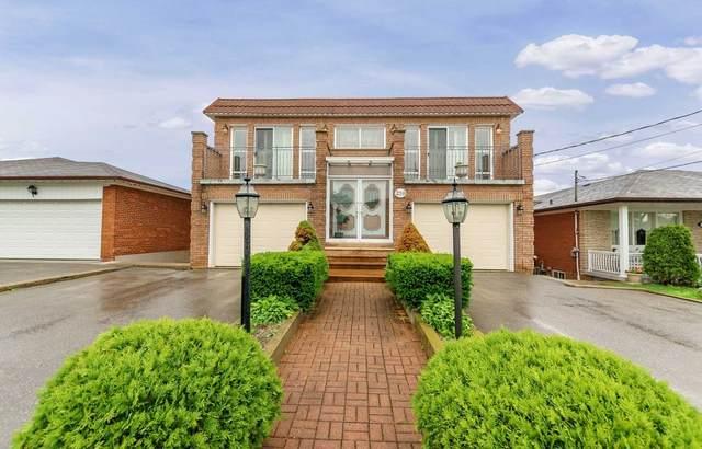 239 Maple Leaf Dr, Toronto, ON M6L 1P2 (MLS #W5106933) :: Forest Hill Real Estate Inc Brokerage Barrie Innisfil Orillia