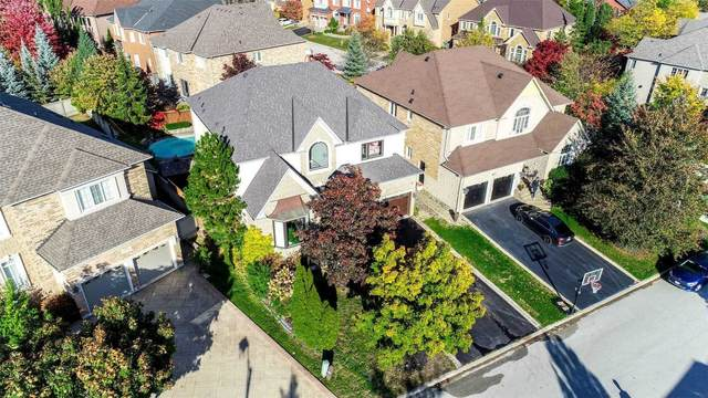2421 Valley Forest Way, Oakville, ON L6H 6W9 (#W5108586) :: The Johnson Team