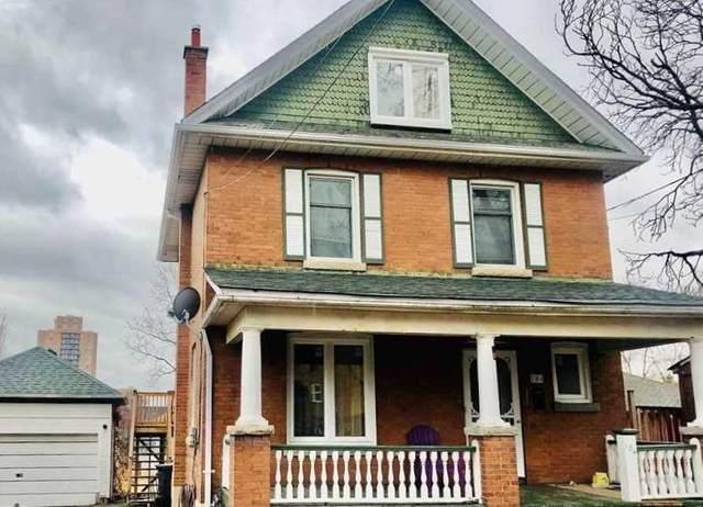 184 Rosemount Ave, Toronto, ON M9N 3B9 (MLS #W5110643) :: Forest Hill Real Estate Inc Brokerage Barrie Innisfil Orillia
