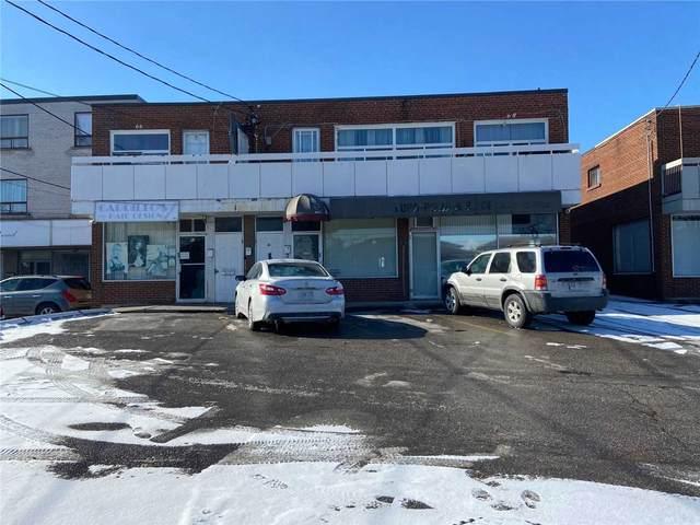 66-68 Plunkett Rd, Toronto, ON M9L 2J5 (MLS #W5111512) :: Forest Hill Real Estate Inc Brokerage Barrie Innisfil Orillia