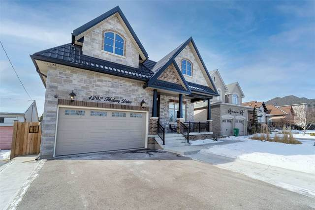 4292 Hickory Dr, Mississauga, ON L4W 1L2 (MLS #W5112603) :: Forest Hill Real Estate Inc Brokerage Barrie Innisfil Orillia