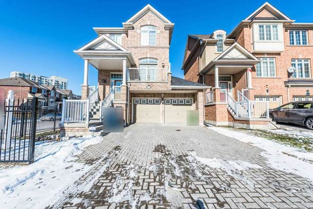 58 Ron Attwell St, Toronto, ON M9M 0B9 (MLS #W5113095) :: Forest Hill Real Estate Inc Brokerage Barrie Innisfil Orillia