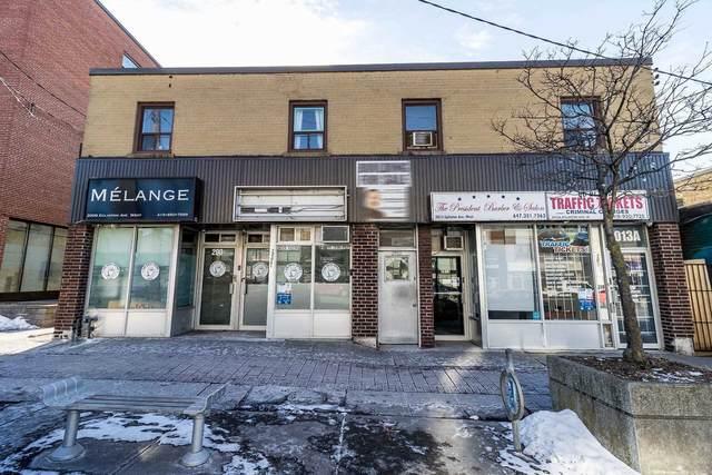 2011 W Eglinton Ave, Toronto, ON M6E 2K1 (MLS #W5114411) :: Forest Hill Real Estate Inc Brokerage Barrie Innisfil Orillia