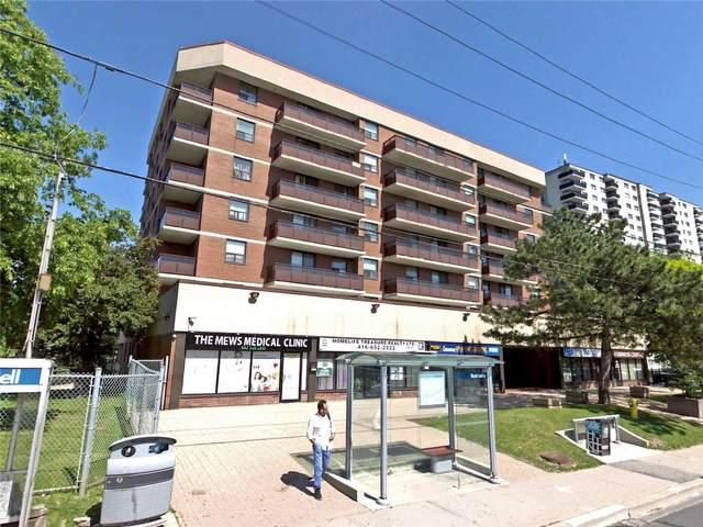 1881 Jane St #301, Toronto, ON M9N 3S7 (MLS #W5114939) :: Forest Hill Real Estate Inc Brokerage Barrie Innisfil Orillia