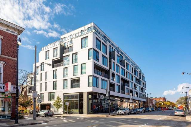530 Indian Grve #101, Toronto, ON M6P 2J1 (#W5116446) :: The Johnson Team